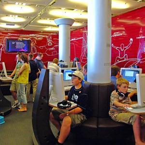 Интернет-кафе Кабардинки