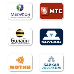 Операторы сотовой связи Кабардинки