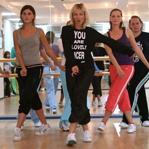 Школы танцев Кабардинки